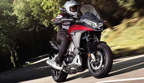 Honda VFR800X Crossrunner For 2015
