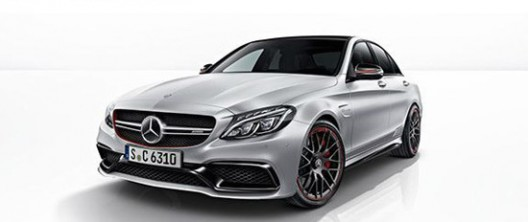 All New Mercedes C63 AMG For 2015