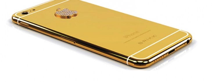 24-Karat Gold iPhone 6 Is Already up for Pre-Order