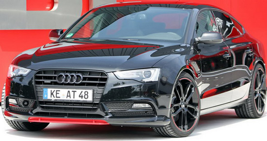 ABT Sportsline Audi AS5 Dark