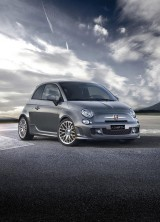 Limited Edition Abarth 500 Custom Track Package