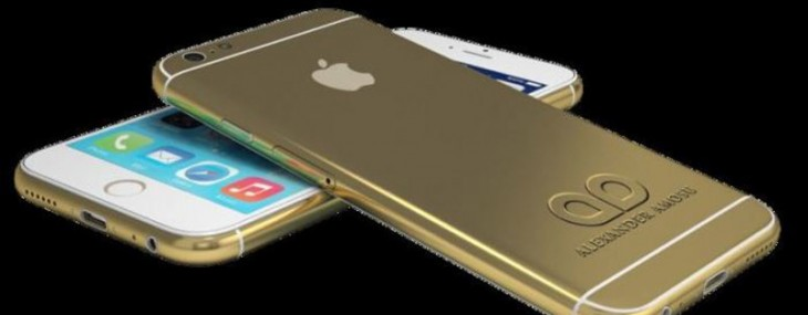 Alexander Amosu iPhone 6 Will Cost You a Whopping £1.7 Million