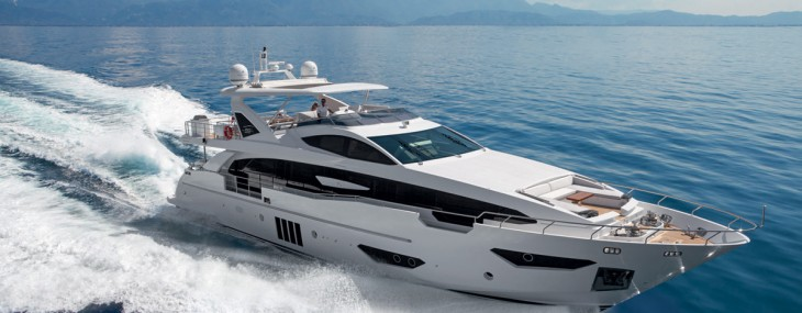 Azimut Benetti's 4 World Premieres And A Fleet Of 22 Yachts at Cannes Boat Show