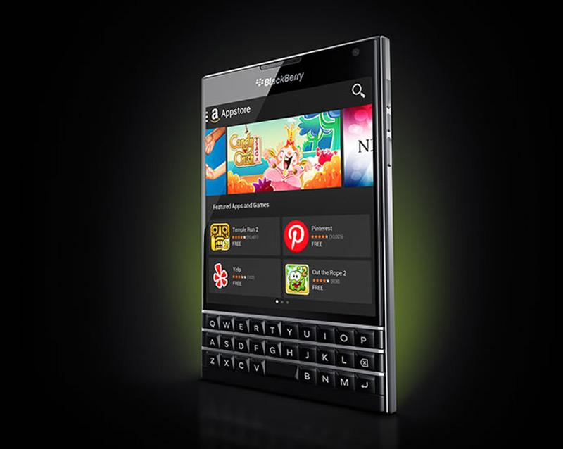 Passport - BlackBerry's New Genuine Smartphone