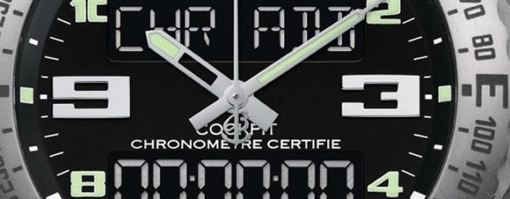 Breitling's New Cockpit B50 Timepiece