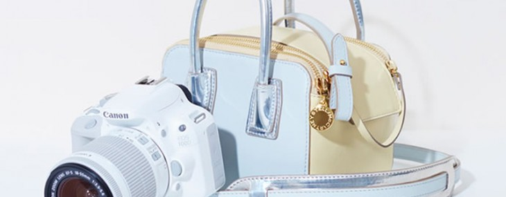 Canon and Stella McCartney Team for Camera Bag Collection