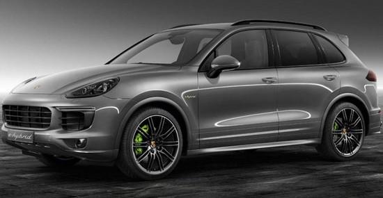 Porsche Exclusive Cayenne S E-Hybrid Special Edition