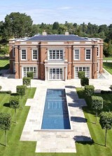 Crossacres – Newly Built Mansion in Surrey, England on Sale for £17,5 Million