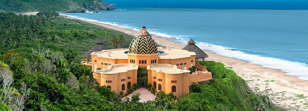 Casa Cuixmala - Ultra Luxury Hotel on Mexico's Pacific Coast