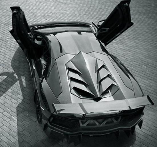 2014 Lamborghini Aventador Interior: DMC Lamborghini Aventador LP988 Edizione GT