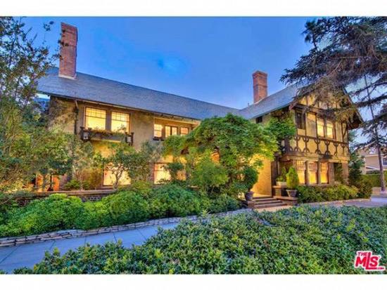David Arquette Splashed Out $7.15 Million on Los Angeles Compound