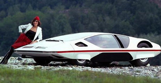 James Glickenhaus Now Owns A Unique Ferrari 512S Modulo