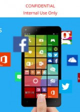 First Windows Phone with Official Windows Branding