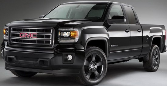 GMC Sierra Elevation Edition will be available later this year