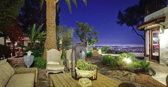 Ginger Rogers' Hollywood Hills Home Has Just Hit Market