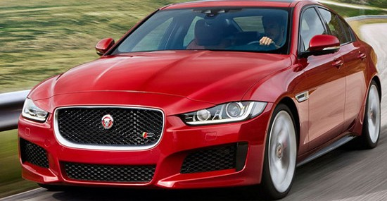 New 2015 Jaguar XE Has Finally Arrived