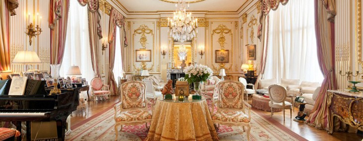 A Look Inside Joan Rivers' Palatial Upper East Side Penthouse