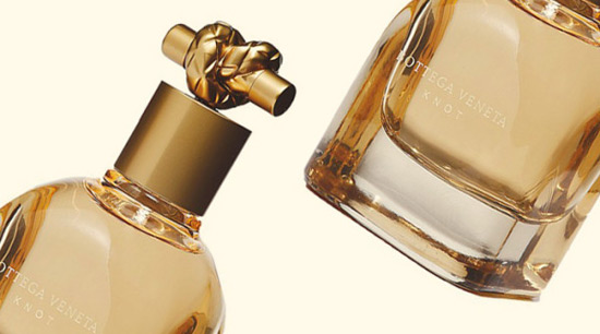 Knot - Bottega Veneta's New Fragrance