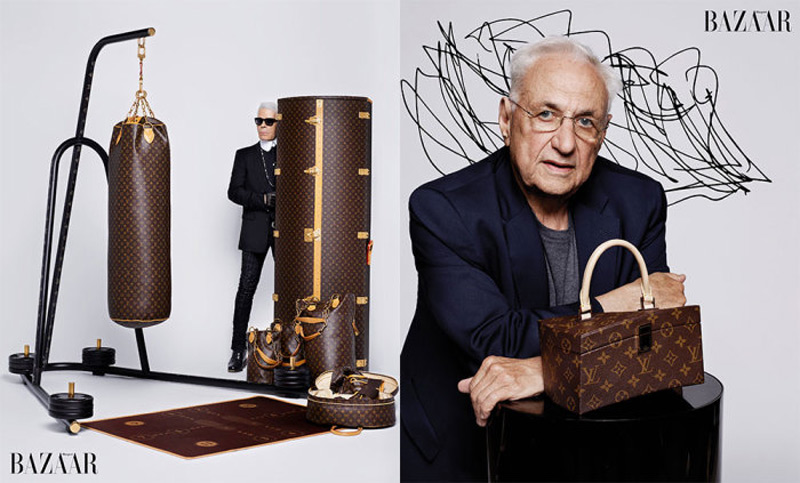 "Louis Vuitton ""The Icon and The Iconoclasts: Celebrating Monogram"""