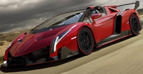 Lamborghini Veneno Roadster At A Price Of $7.4 Million