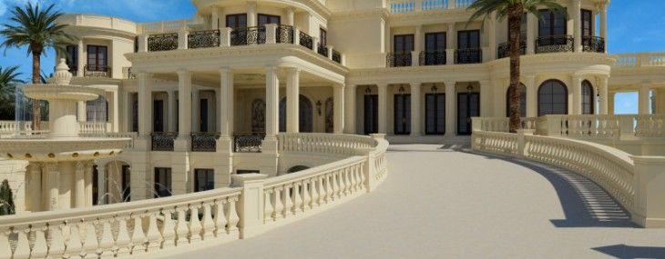 $139 Million Le Palais Royal – Most Expensive Palace in the U.S.