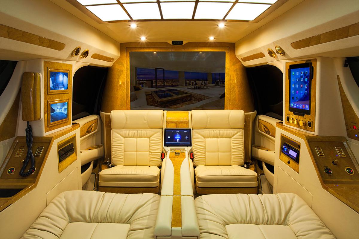 Lexani Motorcars Concept One 2015 Cadillac Escalade Esv
