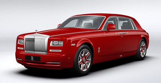 30 Pieces Of Rolls Royce Phantom Has Been Sold To Just One Buyer