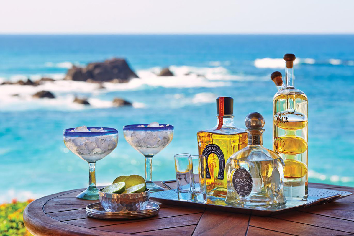 Ultimate Luxury Tequila Experience at Four Seasons Resort Punta Mita