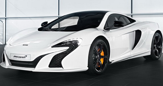 MSO McLaren 650S Coupe Special Edition