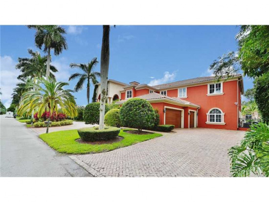 Retired Major League Ordonez is Selling His Fort Lauderdale Home