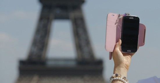 """The Selfie in Paris"" - New Package at Mandarin Oriental Paris"