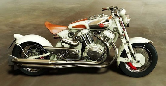 Matchless Model X, History Is Back