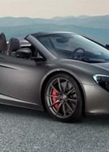 McLaren 625C In Coupe And Spider Versions