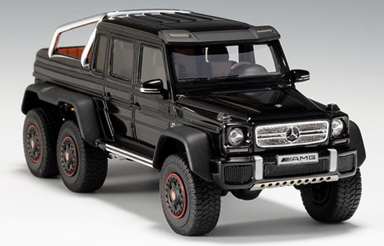 Mercedes G63 AMG 6x6 In the ratio of 1:43