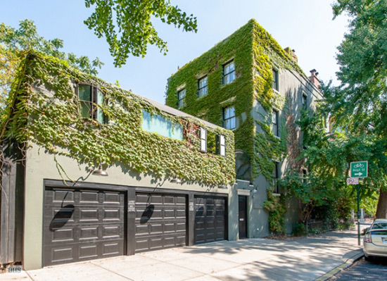 Michelle Williams' Brooklyn Townhouse on Sale for $7,5 Million