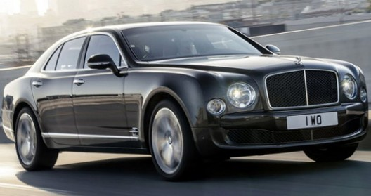 New Mulsanne Speed From Bentley