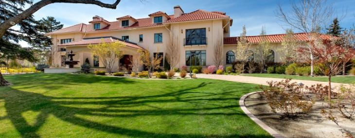 Historic Nixon Mansion in Nevada on Sale for $20,4 Million