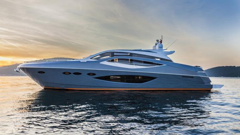 'Magneto' - New Numarine 70HT Motor Yacht