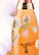 Vik Muniz's Limited Edition Bottle of Perrier Jouët Belle Epoque Rosé 2005