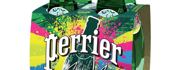 Perrier debuts limited edition Street Art collection of sparkling water
