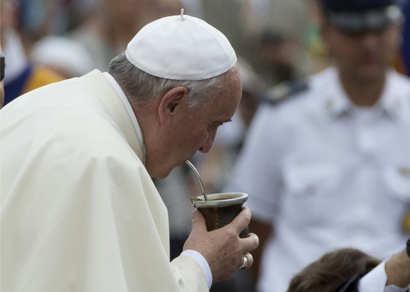 How Much Is The Value of Pope's White Zucchetto?
