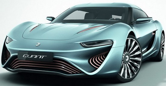 Quantum of e-Sportlimo, Firts Car That Runs On Salt Water