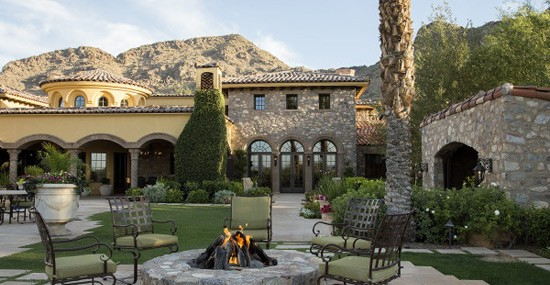 Randy Johnson's Arizona's Paradise Valley Estate on Sale