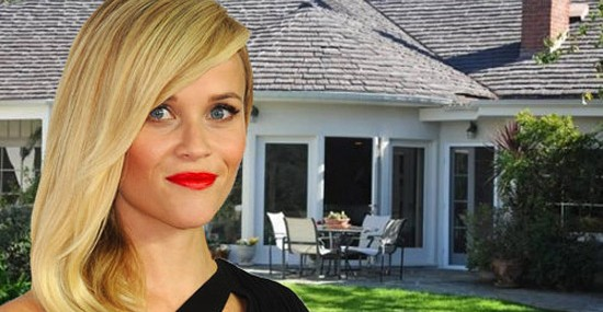 Reese Witherspoon Splashed Out $12,7 Million on Pacific Palisades Home