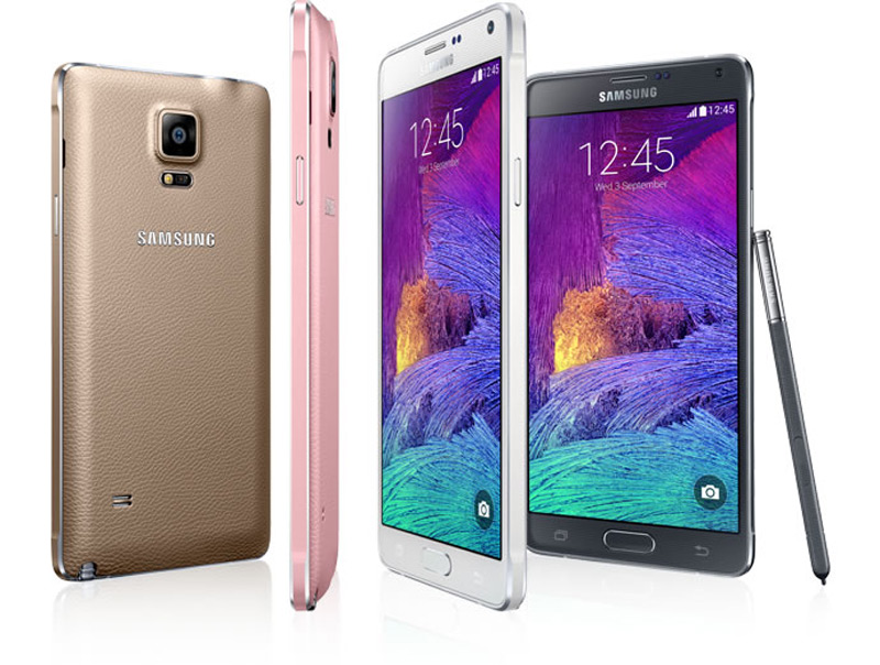 All-new Samsung Galaxy Note 4 Coming Soon