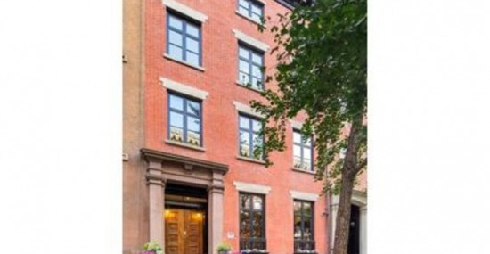 Sarah Jessica Parker Relisted Her New York City Townhouse for $22 Million
