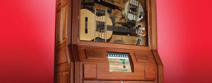 This $54,000 self-contained Hootenanny will play the instrumental versions your favorite classics