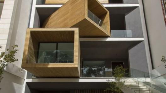 Rotating House In Tehran
