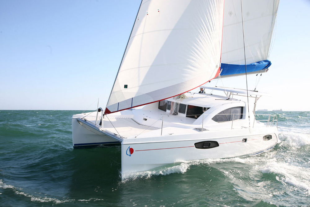 Sailing Around the Caribbean with Sunsail Charter Fleet