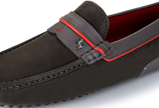 Tods For Ferrari Mens Shoes EXtravaganzi